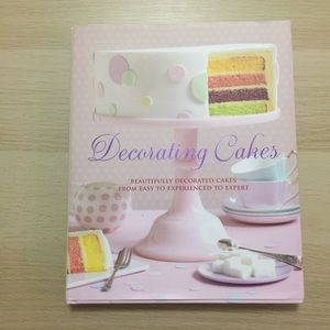 Other - 🌸3 for 15$ SALE🌸 Cake decorating cookbook
